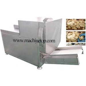 Supply Banana chips cut machin