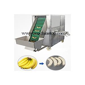Automatic Ripe Banana Peeling