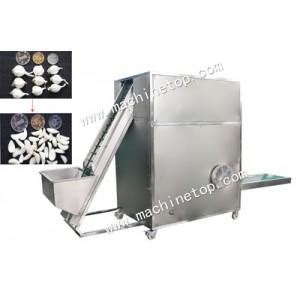 Auto small garlic peel machine