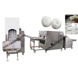 Onion Sliced Rings Processing