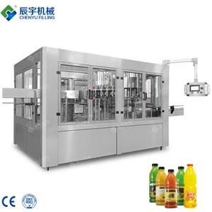 Automatic small juice production machine