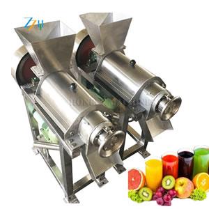 Fruit Juice Extracting Machines