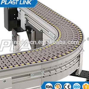 Top quality stainless steel nylon belt conveyor