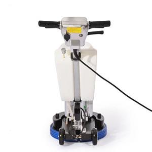 Floor refurbishing waxing machine