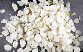 Garlic Cloves Slicing Machine
